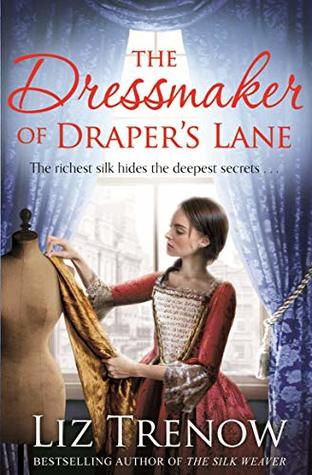 The Dressmaker of Draper's Lane by Liz Trenow | Blog Tour Review