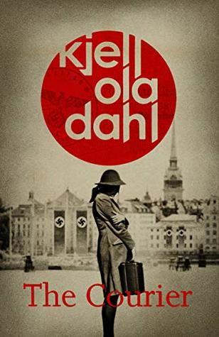 The Courier by Kjell Ola Dahl  |Blog Tour International #Giveaway|#TheCourier #TheIceSwimmer #Faithless #NordicNoir @OrendaBooks