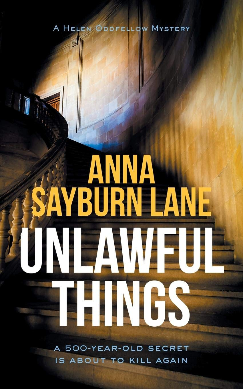 Unlawful Things by Anna Sayburn Lane | Blog Tour Guest Post |#UnlawfulThings