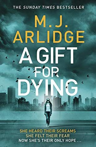 A Gift for Dying by M J Arlidge | Blog Tour Review |#AGiftForDying