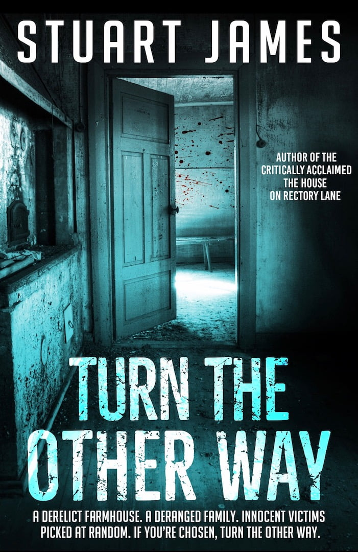 Turn the Other Way by Stuart James | Blog Tour Guest Post |#TurntheOtherWay