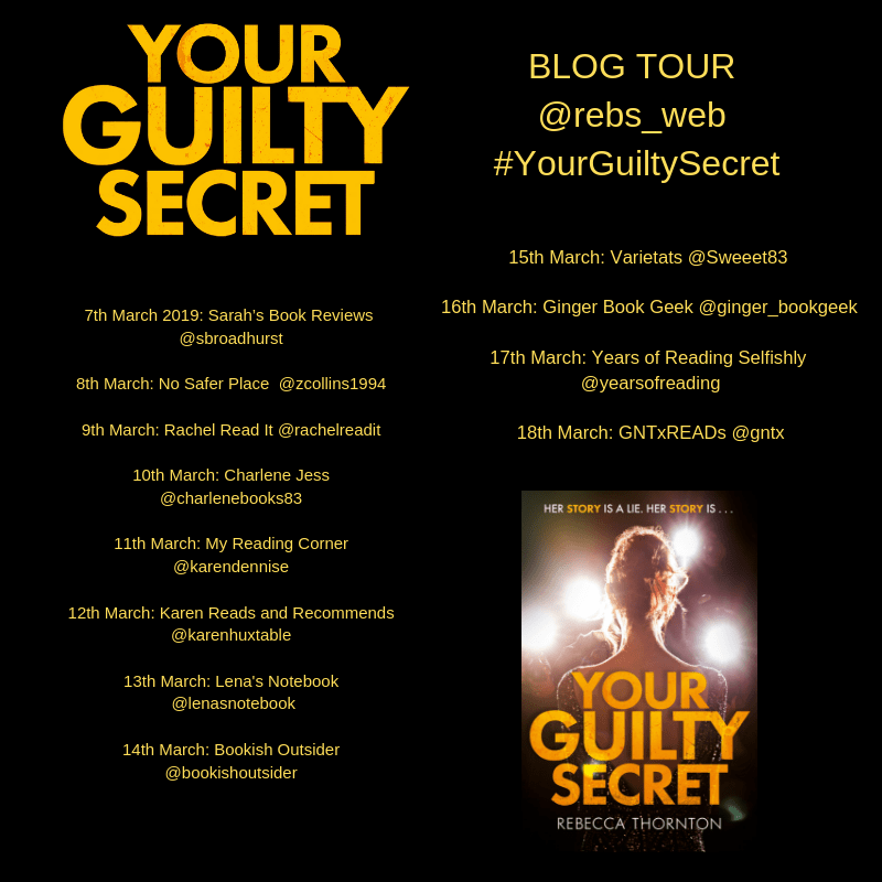 Your Guilty Secret