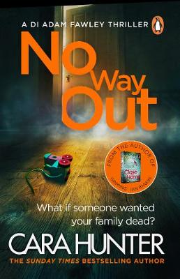 No Way Out (DI AdamFawley #3) by Cara Hunter | Blog Tour Review |#NoWayOut