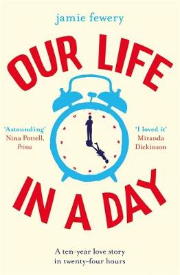 Our Life in a Day by Jamie Fewery | Book Review |#OurLifeInADay