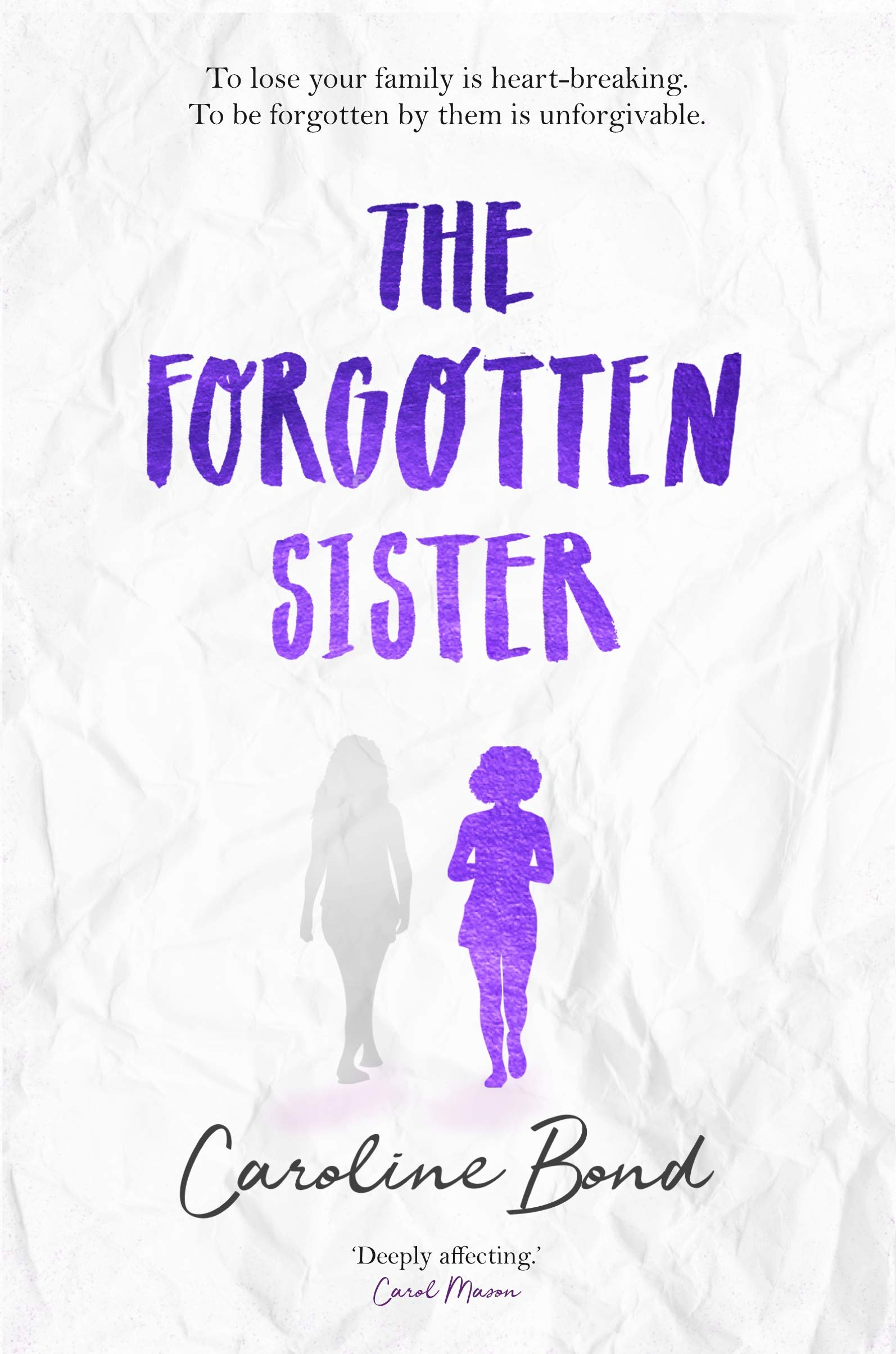 The Forgotten Sister by Caroline Bond | Blog Tour Extract |#TheForgottenSister
