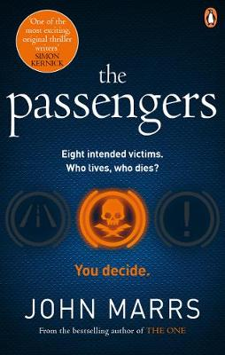 The Passengers by John Marrs | Blog Tour Review |#ThePassengers