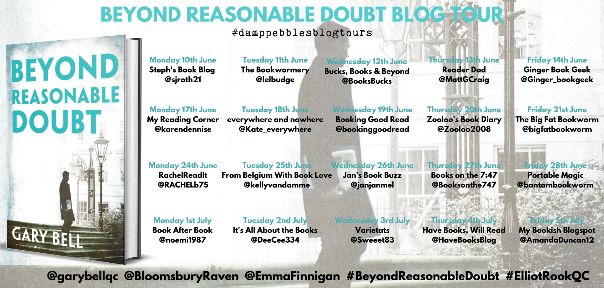 Beyond Reasonable Doubt – Gary Bell