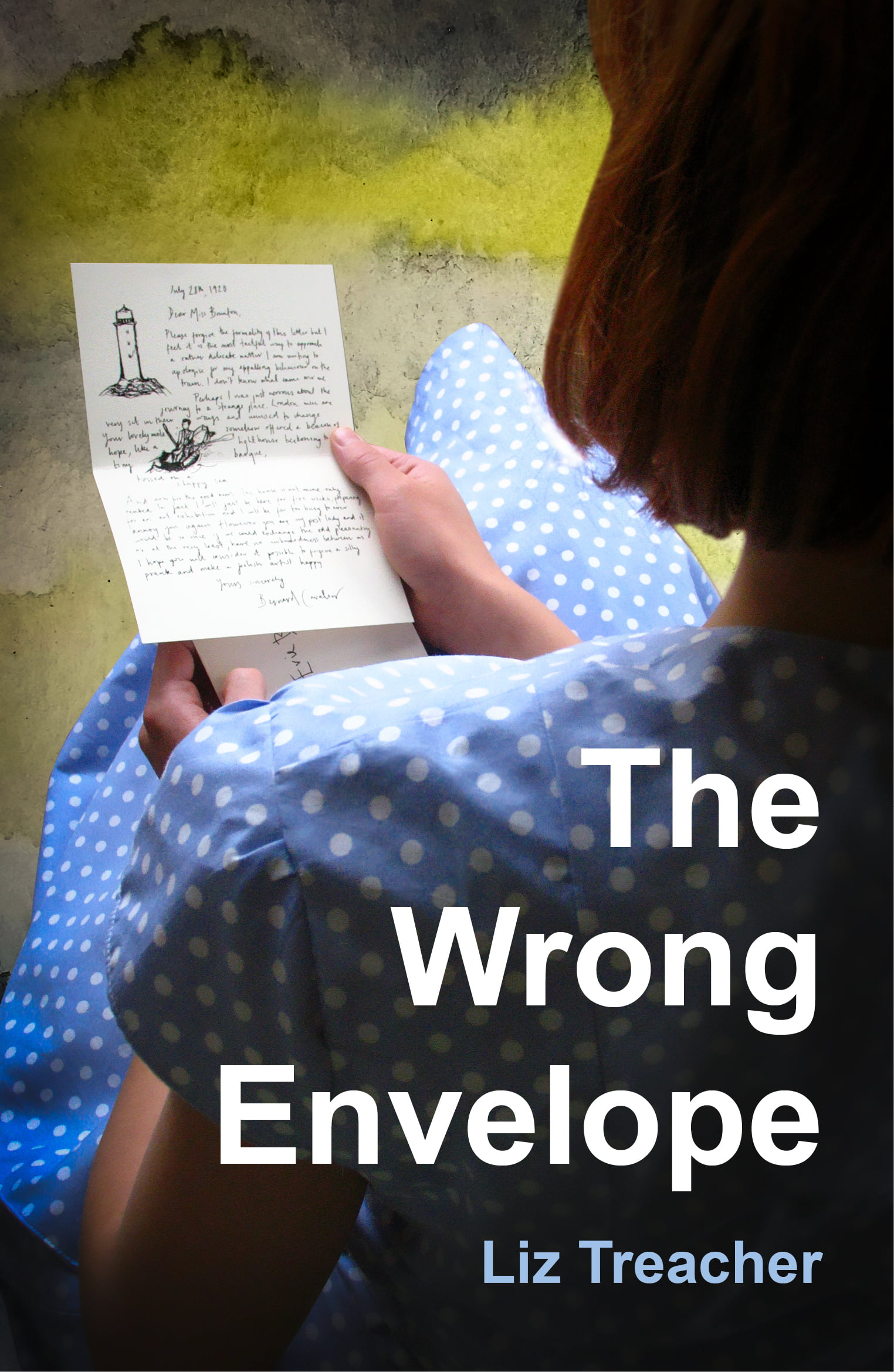The Wrong Envelope by Liz Treacher |Blog Blitz Extract |#TheWrongEnvelope #LoveBooksTours