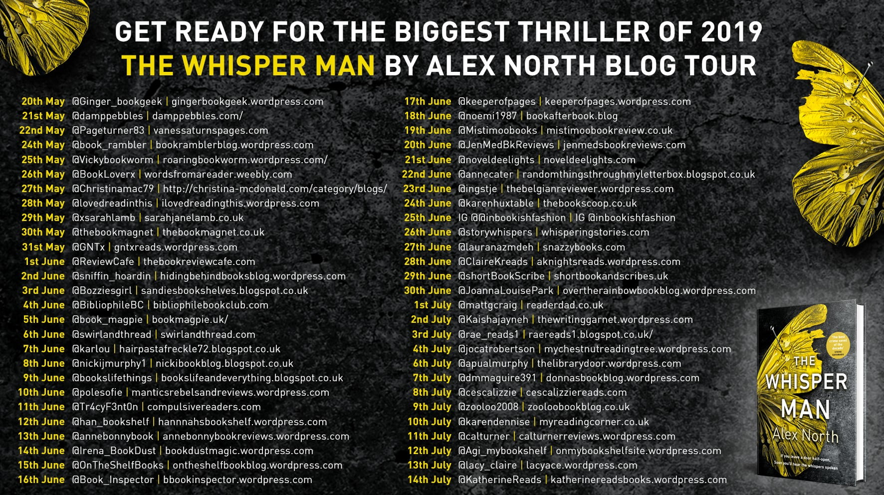 The Whisper Man – Alex North
