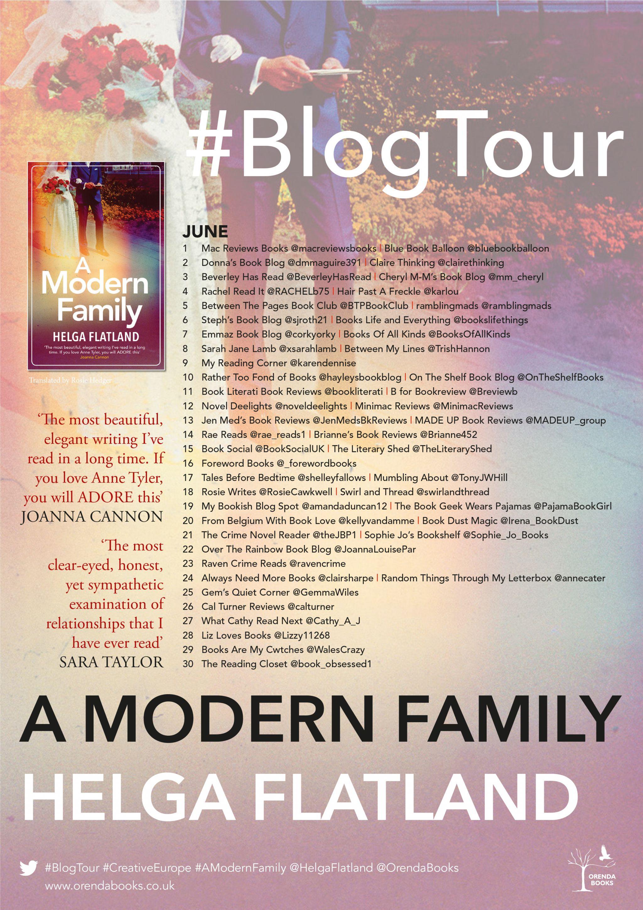 A Modern Family – Helga Flatland