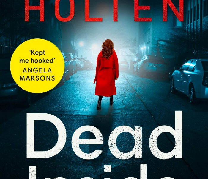 DEAD INSIDE by Noelle Holten (DC Maggie Jamieson #1) | Blog Tour Review | #DeadInside @nholten40 @BOTBSPublicity