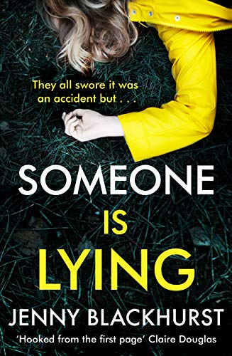 SOMEONE IS LYING by Jenny Blackhurst | Blog Tour Extract #SomeoneIsLying