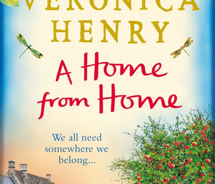 A HOME FROM HOME by Veronica Henry | Blog Tour Review |#AHomeFromHome