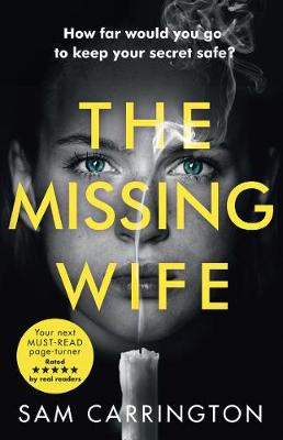 THE MISSING WIFE by Sam Carrington | Blog Tour Review #TheMissingWife