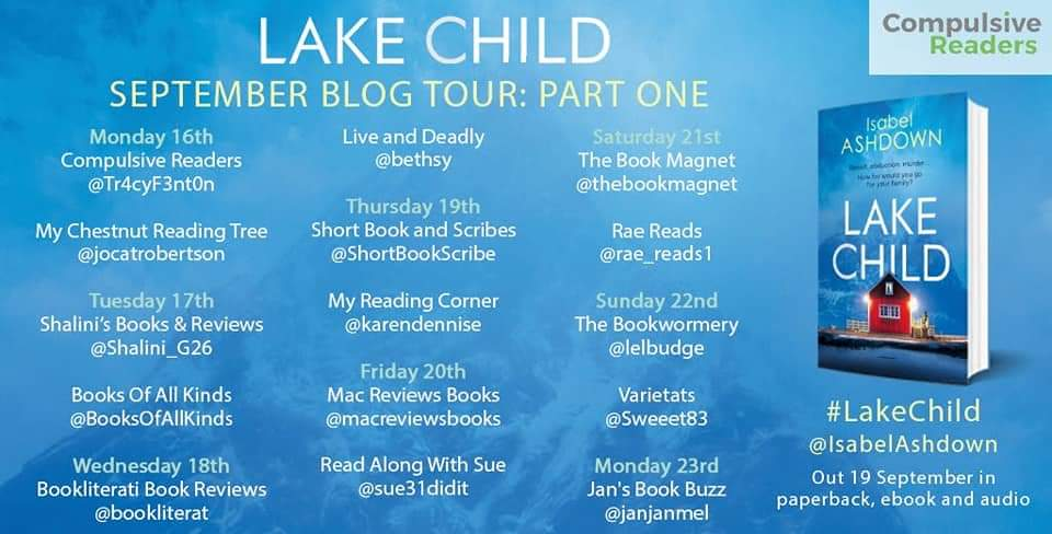 Lake Child – Isabel Ashdown