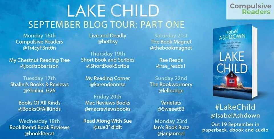 Lake Child – Isabel Ashdown