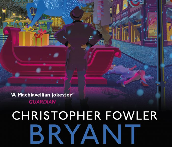 ENGLAND'S FINEST (Bryant & May Short Stories) by Christopher Fowler | Blog Tour Review
