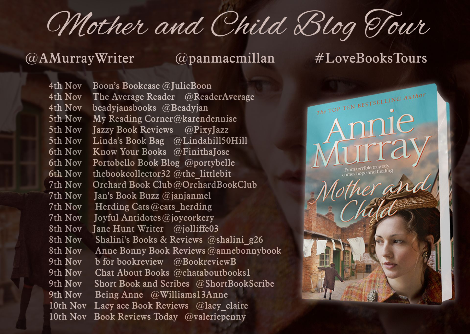 Mother and Child  – Annie Murray