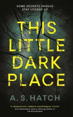 THIS LITTLE DARK PLACE by A. S. Hatch |Blog Tour Extract | #ThisLittleDarkPlace