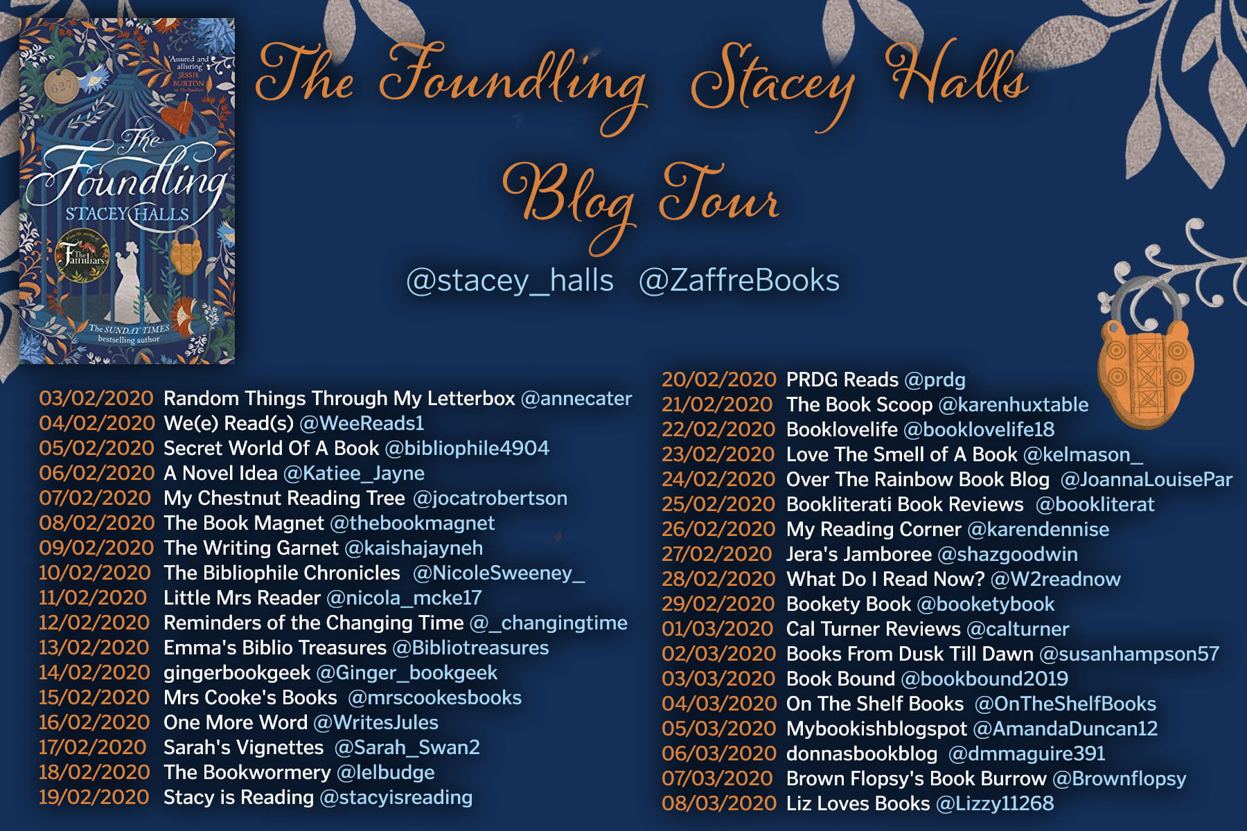 The Foundling – Stacey Halls