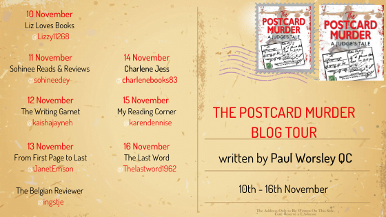 The Postcard Murder – Paul Worsley QC