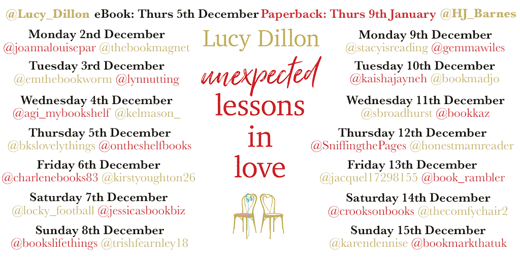 Unexpected Lessons in Love  – Lucy Dillon