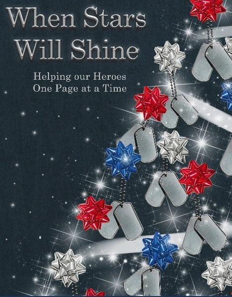 Feature – When Stars Will Shine – a collection of Christmas themed short stories compiled by Emma Mitchell  | #H4HAnthology @emmamitchellfpr #WhenStarsWillShine