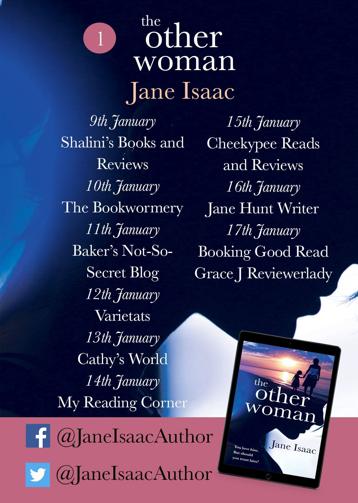 The Other Woman – Jane Isaac