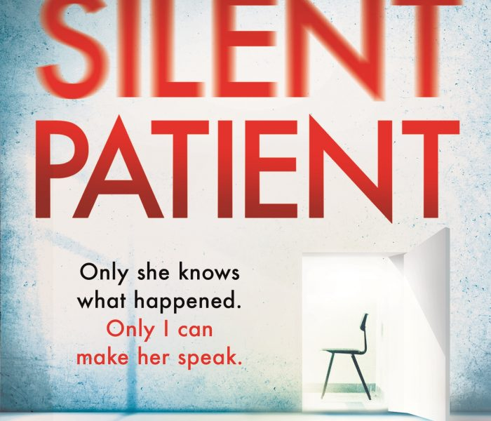 The Silent Patient by Alex Michaelides | Paperback Publication #Giveaway |#TheSilentPatient