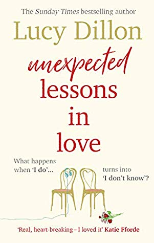 Unexpected Lessons in Love by Lucy Dillon | Blog Tour Review #UnexpectedLessonsinLove