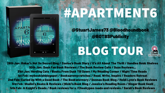 Apartment 6 – Stuart James