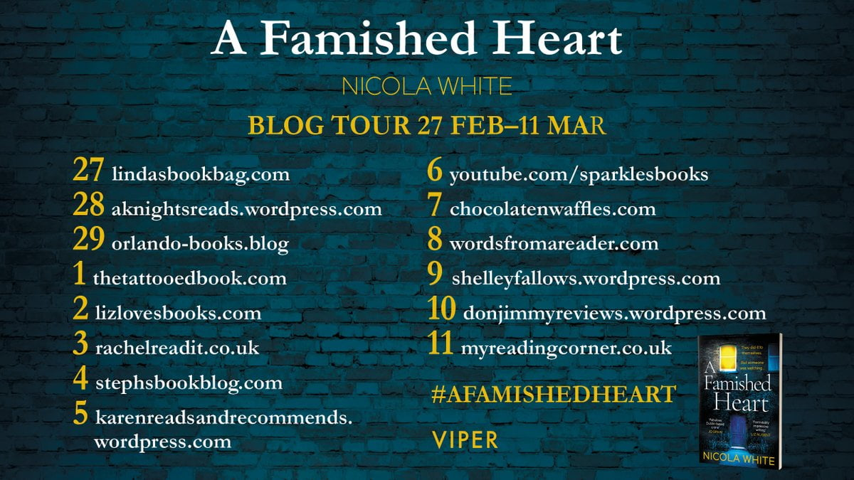 A Famished Heart – Nicola White