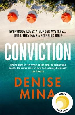 Conviction by Denise Mina | Paperback Publication Day |Blog Tour Extract #Conviction