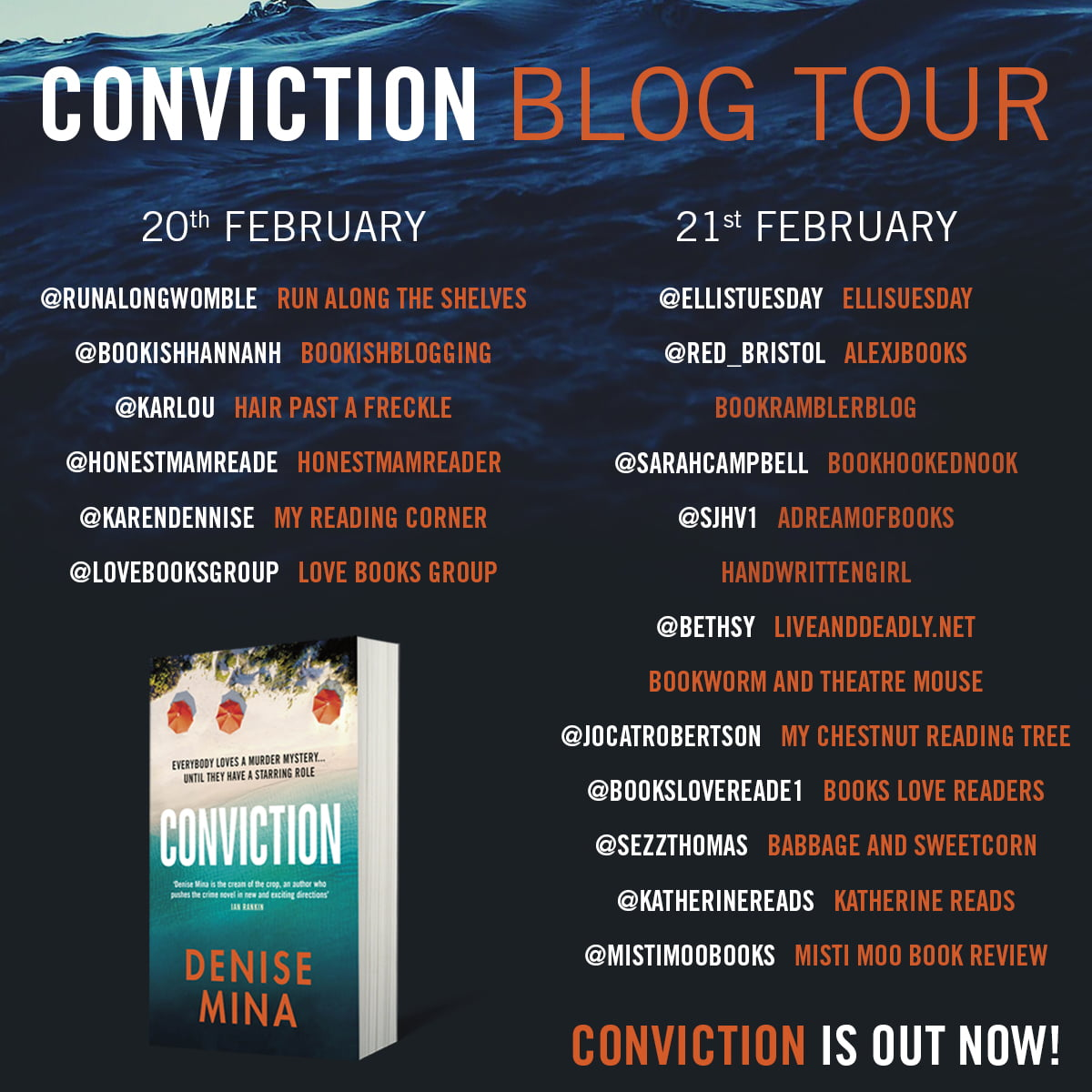 Conviction – Denise Mina