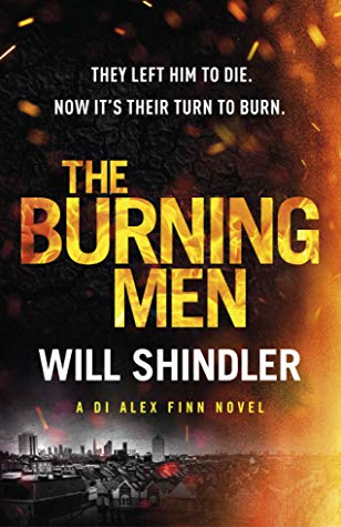 The Burning Men by Will Shindler | Blog Tour Review | #TheBurningMen