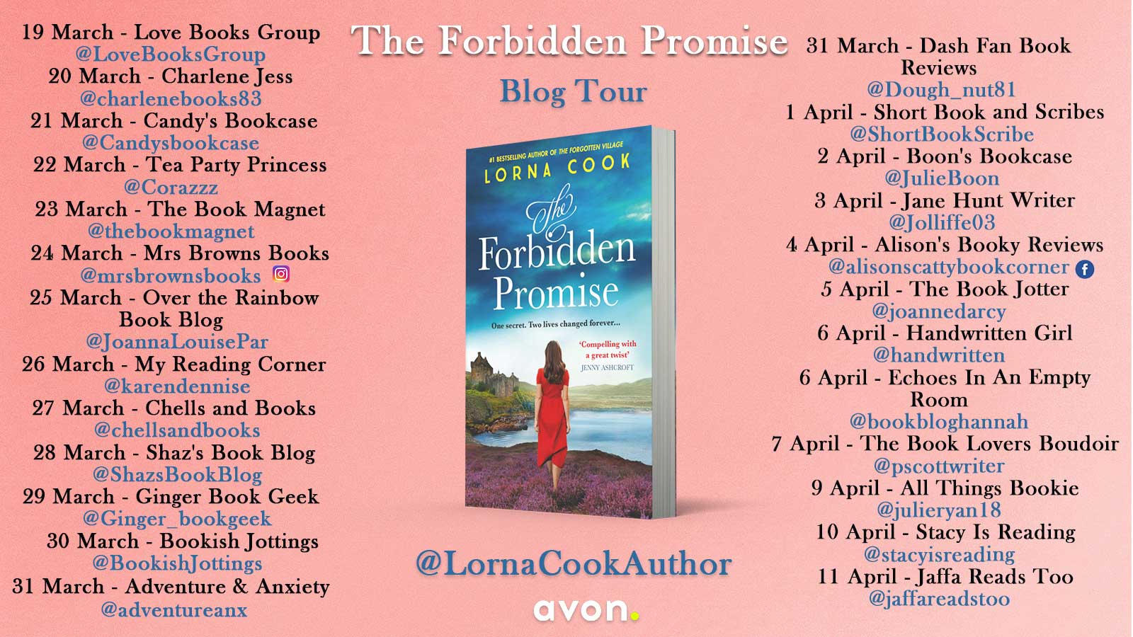 The Forbidden Promise – Lorna Cook