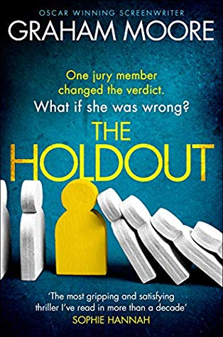 The Holdout by Graham Moore | Book Review | #TheHoldout