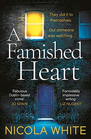 A Famished Heart by Nicola White | Blog Tour Review