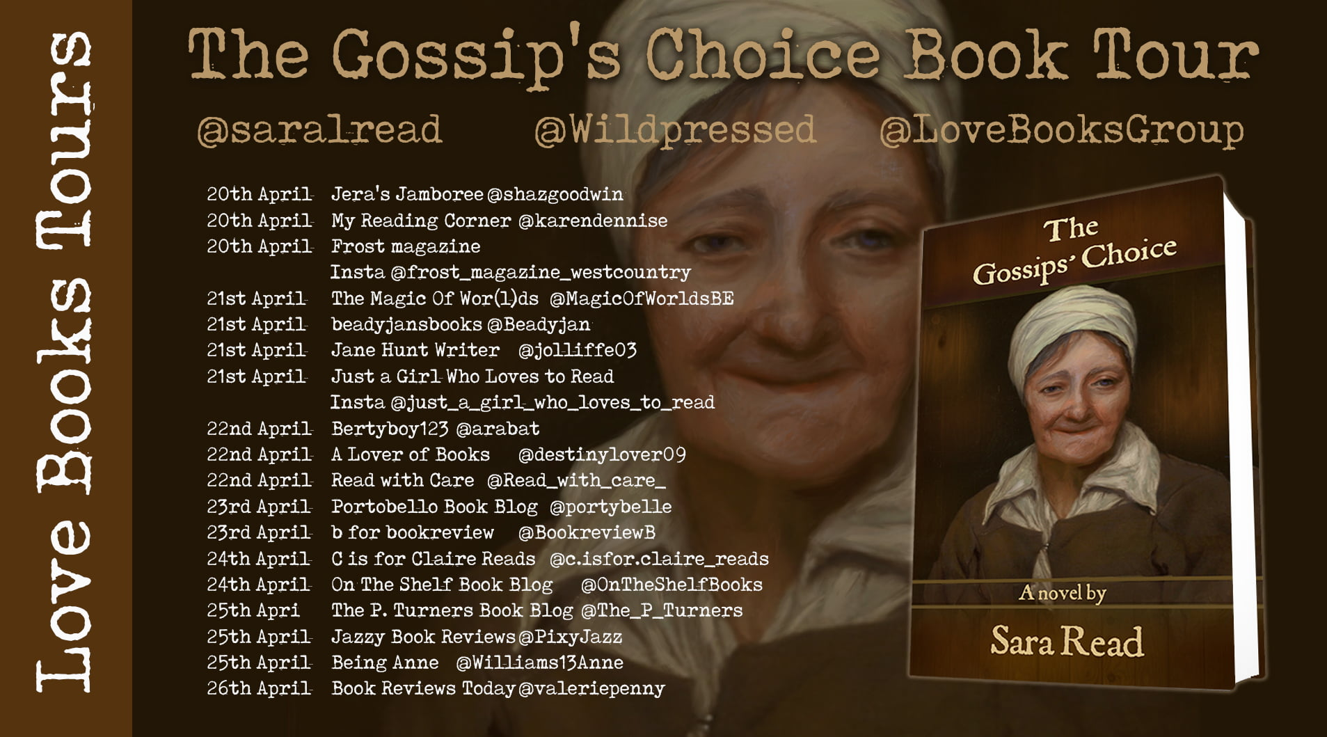 The Gossip's Choice – Sara Read
