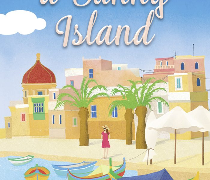 Summer on a Sunny Island by Sue Moorcroft | Blog Tour Review | @suemoorcroft @avonbooks #SummerOnASunnyIsland
