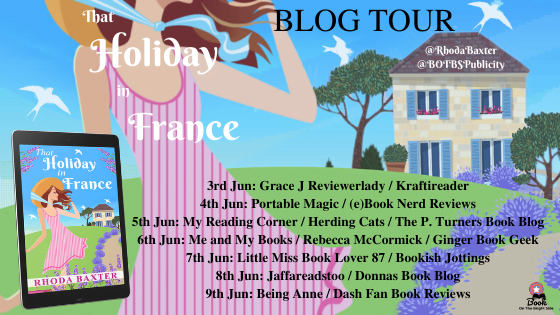 That Holiday In France – Rhoda Baxter