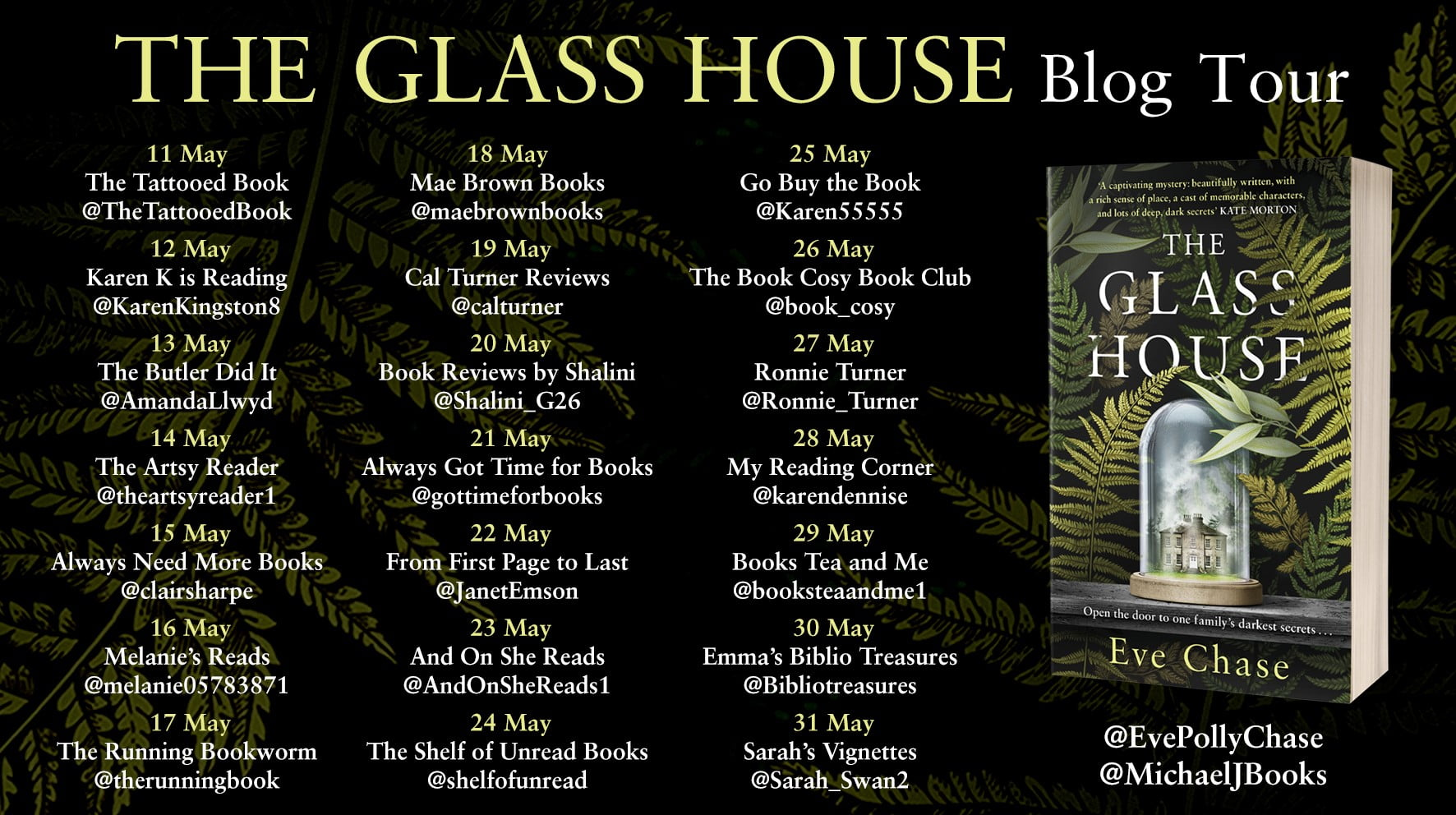 The Glass House – Eve Chase