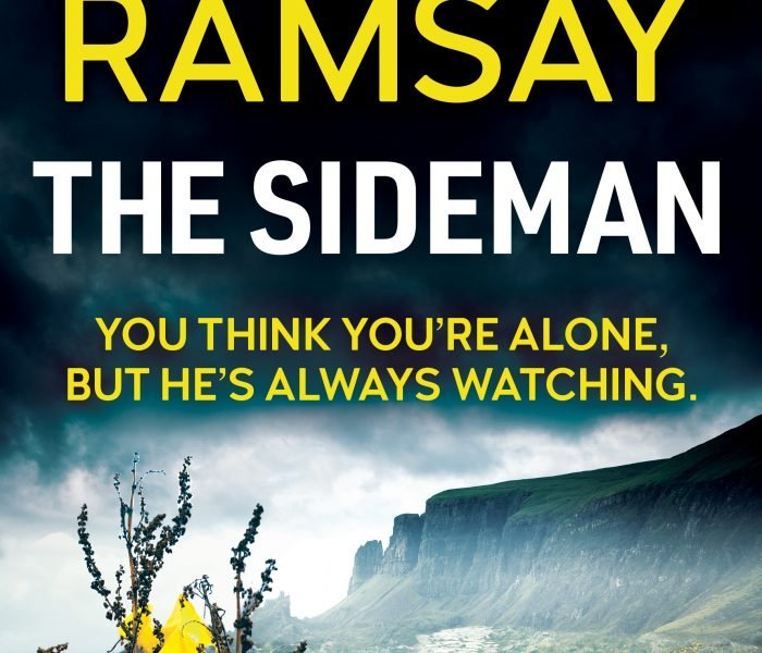 The Sideman – Caro Ramsay (Anderson and Costello thrillers Book 10)| Blog Tour Extract | @midaspr @blackthornbks @CaroRamsayBooks