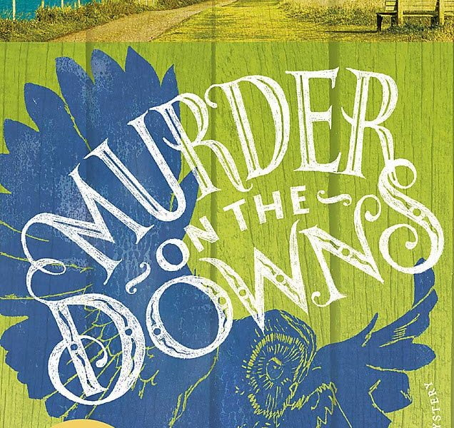 Murder on the Downs by Julie Wassmer (Whitstable Pearl Mystery No. 7) | Blog Tour Review #MurderOnTheDowns