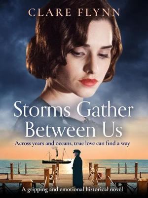 Storms Gather Between us Cover