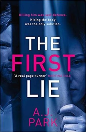 The First Lie cover