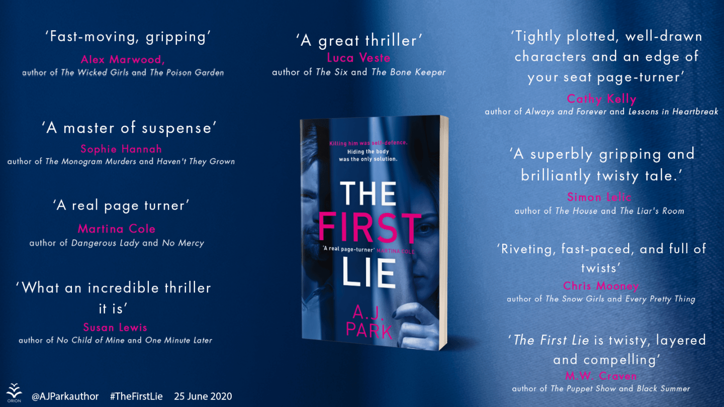The First Lie quotes