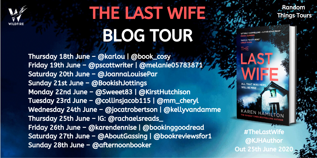 THE LAST WIFE TOUR BANNER