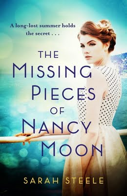 The Missing Pieces of Nancy Moon by Sarah Steele | Blog Tour Review | @sarah_l_steele @headlinepg @RosieMargesson #FollowNancyMoon