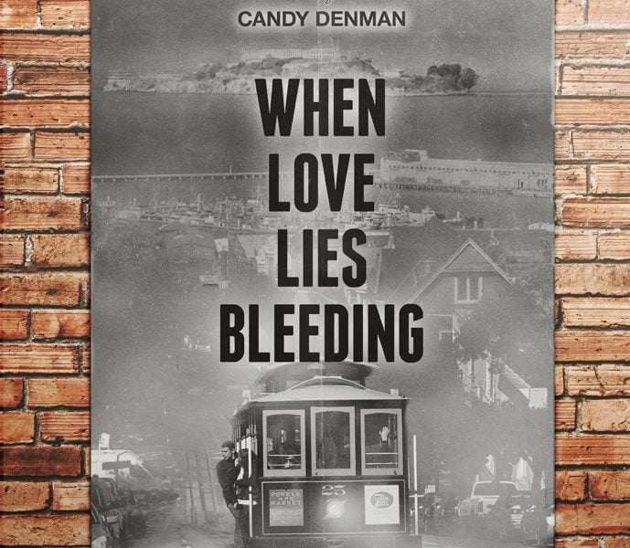 When Love Lies Bleeding by Candy Denman (a novella inspired by the film The Third Man (Novella Nostalgia Book 10)) | Blog Tour Review | @CrimeCandy @CityFictionLtd @damppebbles #damppebblesblogtours #WhenLoveLiesBleeding